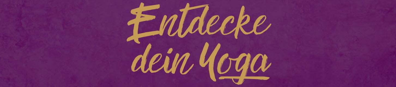 entdecke dein Yoga im Yogastudio yogaflows Freising