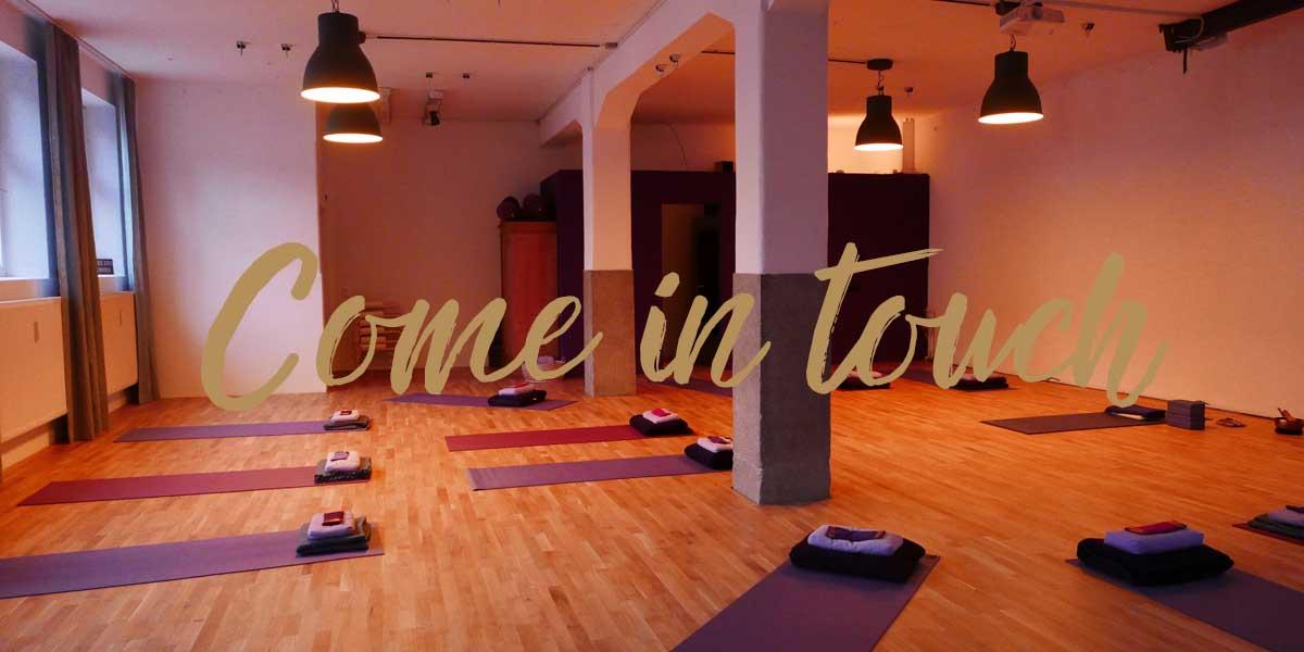 Yoga Freising Yogaflows Startseite