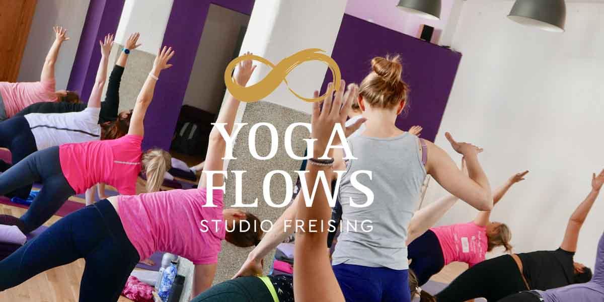 Yoga Freising - im Yogaflows