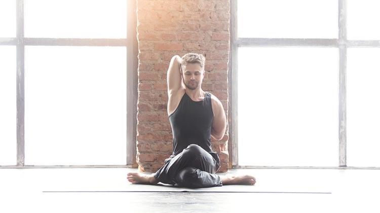 Yoga für Männer – All Levels