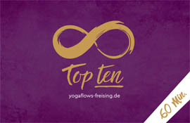Preise im Yogastudio Freising - top ten 60